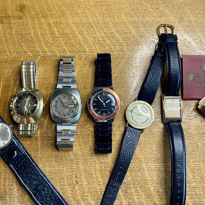 [WTS] It's a fire...sale...vintage Wittnauer, Bulova, Timex, Lord Elgin, and more – priced to move less-than-common pieces from major manufacturers