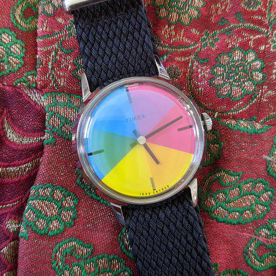 """[WTS] Timex x Todd Snyder """"Art of Pride"""" Marlin"""