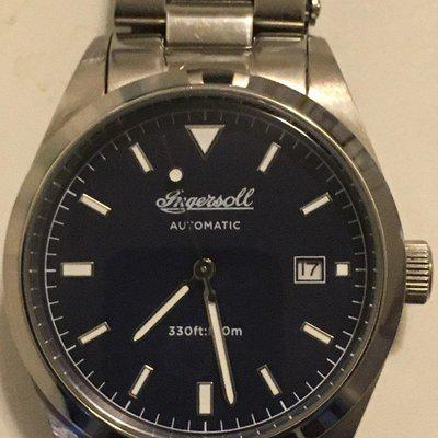 SOLD Ingersoll Reliance (homage to Oyster Perpetual)