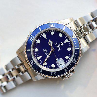 FS: Tudor 75190 Blue Submariner Prince Date