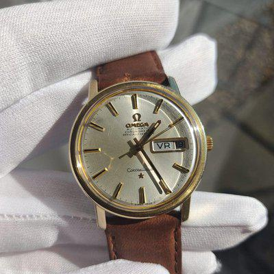 [WTS] Omega Constellation Dutch Day Disc