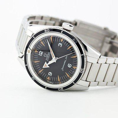 FSOT - Omega Seamaster 300 - 1957 Trilogy - 60th Anniversary ( excellent / complete )