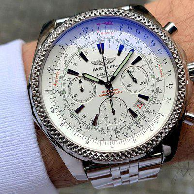 SOLD - Breitling for Bentley Motors Special Edition 48.7mm A25362