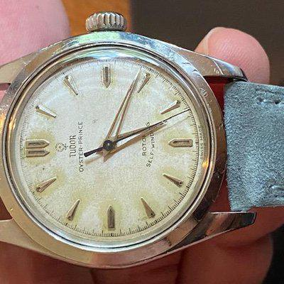 FS Tudor 7909 Oyster Prince, FEF390 movement, Greenland Expedition