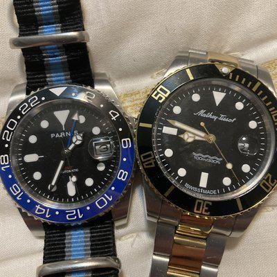 2 watches 1 price
