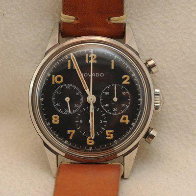 SOLD - Movado M95 Sub Sea Chronograph-just reduced to $1250