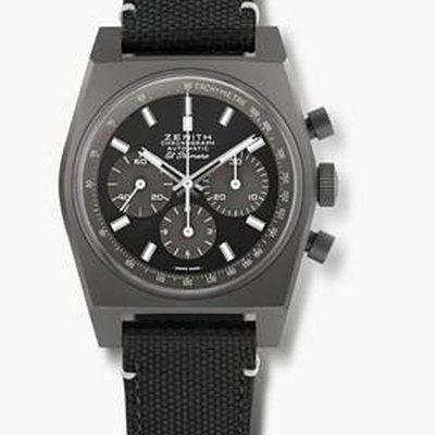 FS: Zenith CHRONOMASTER REVIVAL SHADOW Ref 97.T384.4061/21.C822 (SOLD OUT EVERYWHERE!)