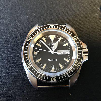 FS: CWC Royal Navy Diver special edition