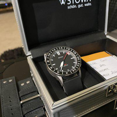FS: Stowa Flieger GMT with complimentary Service voucher with no expiration
