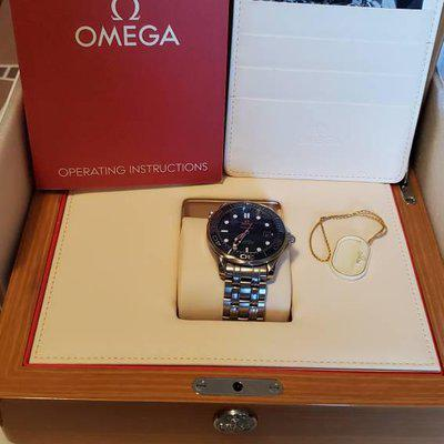 Omega Seamaster 41mm with extras ! Reduced!
