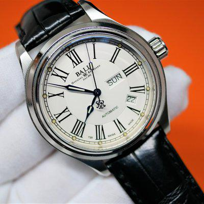 [WTS] Ball Trainmaster Roman with Box and Papers for $750