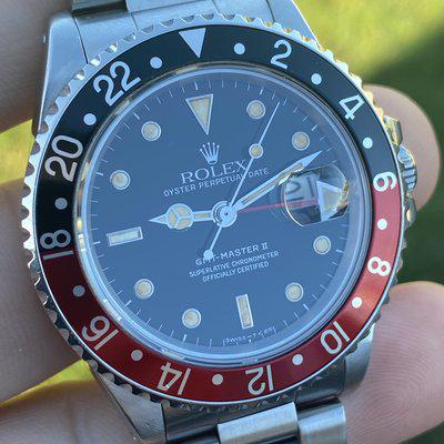 [WTS] Rolex 16760 GMT Master 2 Fat Lady