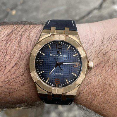 Maurice Lacroix Bronze Limited Edition Aikon