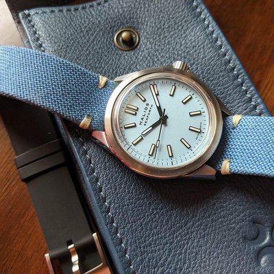 FS: Halios Seaforth Series III Pastel Blue