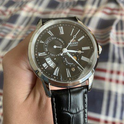 [WTS] Orient Sun and Moon Version 3 (black dial)