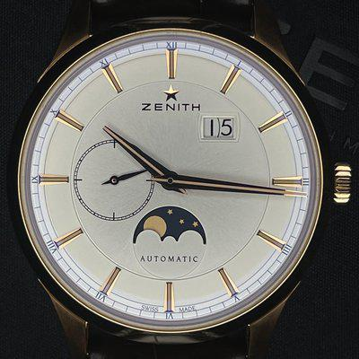 [WTS] Zenith Captain Moonphase - Rose Gold
