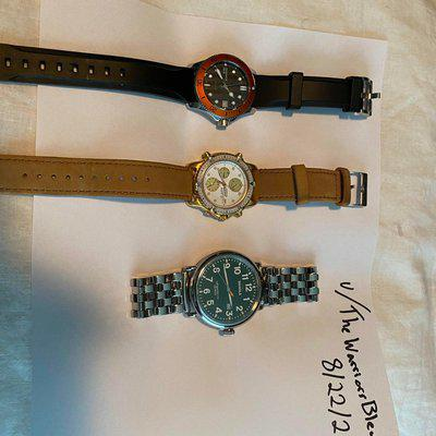 [WTS] Lot of 3 Watches