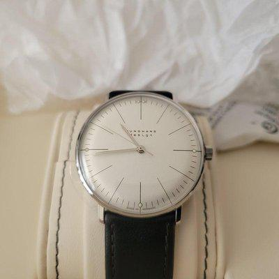 [WTS] New Junghans Max Bill Watch, 34mm Hand-Wind