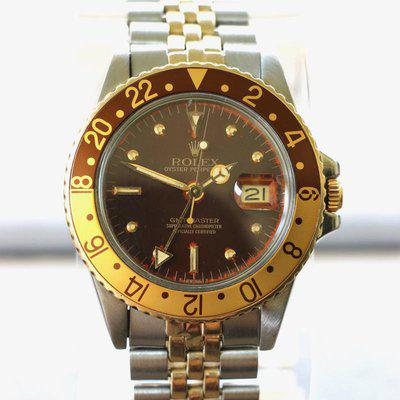 """FS: Rolex GMT Master 16753 """"Root Beer"""" from 1980"""