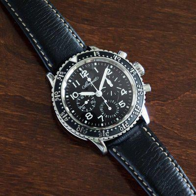 FS: Breguet Type XX Aéronavale Flyback Chronograph Limited Edition Ref. 3803ST