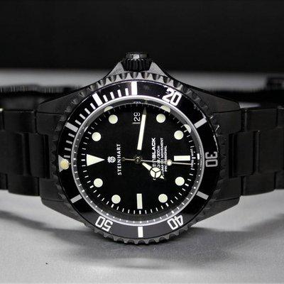 [WTS] Steinhart Ocean One Black DLC ($299) Repost with Reduced Price Twice.