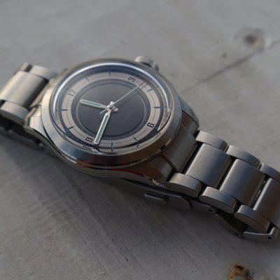 FS - Christopher Ward C65 Sandstorm Limited Edition 101/200 Sector Dial CW