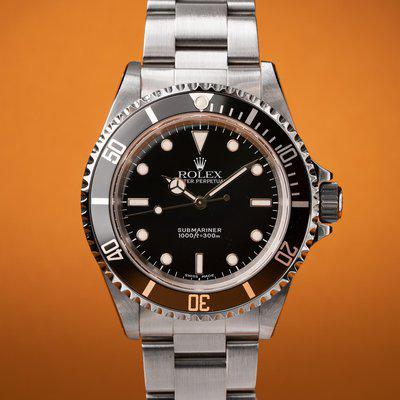 FS: 2000 Rolex Submariner 14060M with Papers