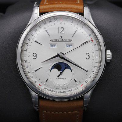 FSOT: Jaeger LeCoultre Master Control Calendar - Stainless - 40mm - New