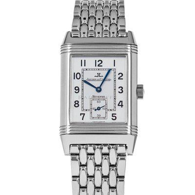 Jaeger-LeCoultre Reverso Grande Taille 270.8.62 Silver Dial