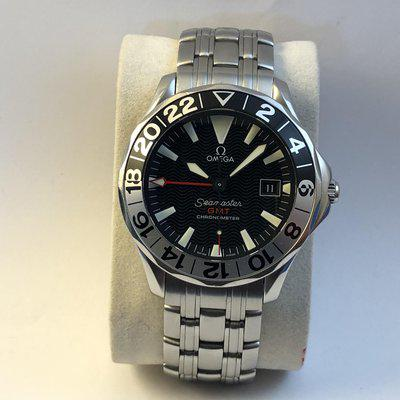 FS: Omega Seamaster Professional GMT 50th Anniversary. Reference 2234.50