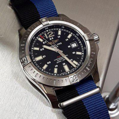 FS - Breitling Colt 44 Automatic - $1,899