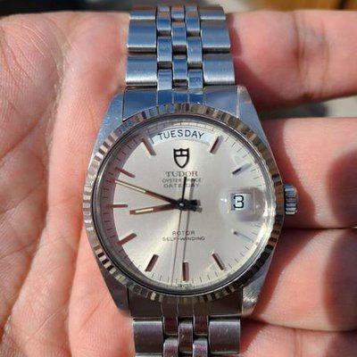 FS: Tudor Oyster Prince Date-Day ref. 94614