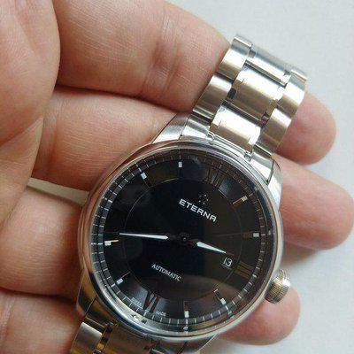 ETERNA Adventic 41mm Automatic - Like-new in box