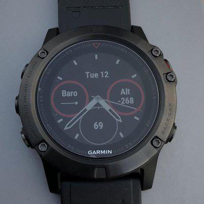 FS: Garmin Fenix 5X GPS Multi Sports Watch