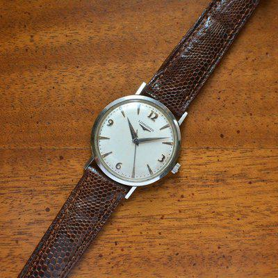[WTT/WTS] Longines Stainless Steel Ref. 1083 Manual-Wind Cal. 280 High Grade in house Movement - Circa 1961