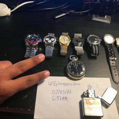 [WTS] Vintage Watches Galore