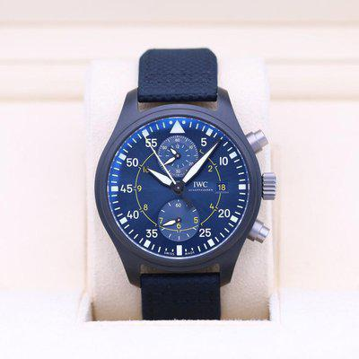 FSOT: IWC Pilot's Watch Chronograph Blue Angels Edition – 2020 Box & Papers