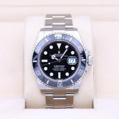 FSOT: Rolex Submariner Date 126610LN Black Dial Stainless – 2021 Box & Papers