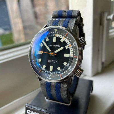 TRADED Dan Henry 1970, W&W Limited Edition, Automatic Super Compressor Style, $239 shipped.