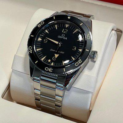 Omega Seamaster 300 Co-axial 41mm