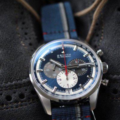 [WTS] Zenith El Primero Chronomaster 42mm (repost with updated price)
