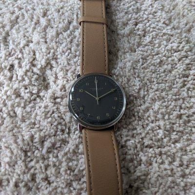 [WTS] Junghans Max Bill Automatic 38mm Anthracite Dial