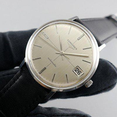 FS - 1966 Longines automatic ref. 7679 with cross-hair dial