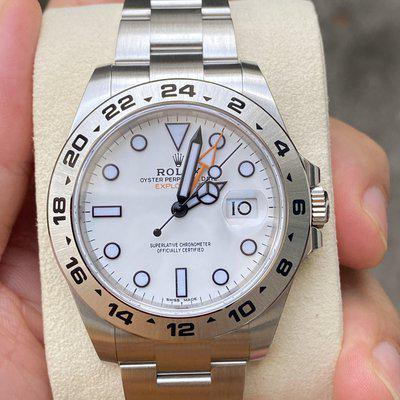 (For sale) Drop Price > Rolex Explorer 2 - 216570 - Brand New Polar dial - Discontinued