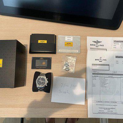 [WTS] Breitling Avenger II Automatic Chronograph A1338111/BC32