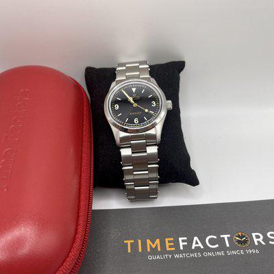 FS: Smiths Everest 36mm Gilt Box and Papers