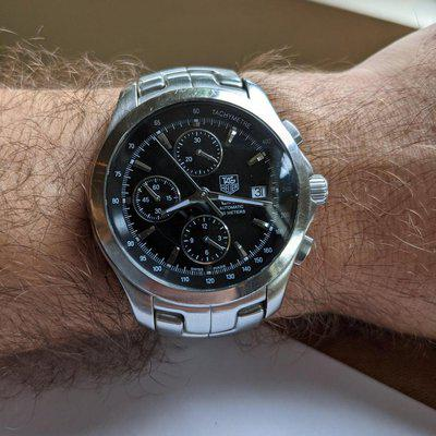 [WTS] Tag Heuer Link Chronograph