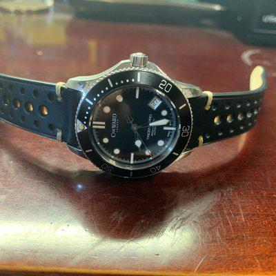 For Sale Christopher Ward Trident Pro $495obo