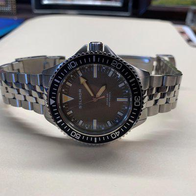 Selhor French Dive Watch