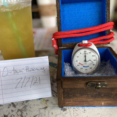 [WTS/WTT] *REDUCED* 1960's Minerva Regatta Yacht Timer w/ Some One-of-a-Kind Extras (Made by Me!)